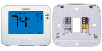 Vive Comfort TP-N-851 Non-Programmable Thermostat