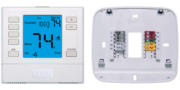 Vive Comfort TP-S-755 Non-Programmable Thermostat