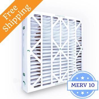20x20x4 Air Filter MERV 10 Glasfloss FC100A1003 Replacment