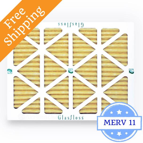 12x24x1 Air Filter MERV 11 Glasfloss Z-Line