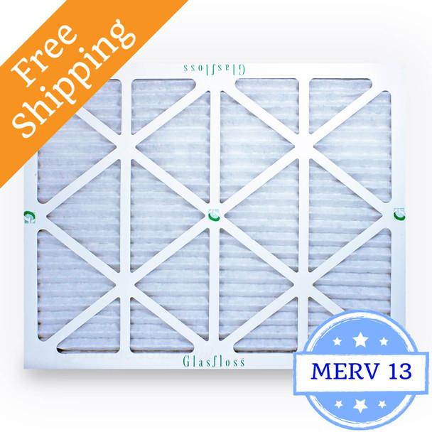 10x20x1 Air Filter MERV 13 Glasfloss Z-Line