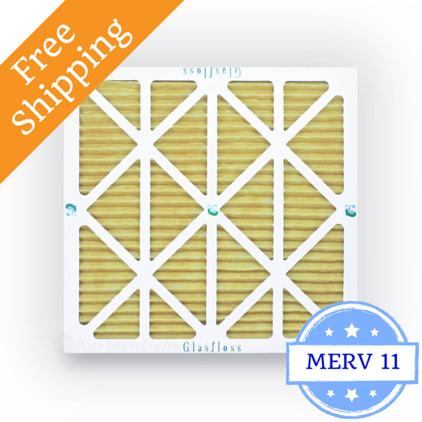 16-3/8x21-1/2x1 Air Filter MERV 11 Glasfloss Z-Line