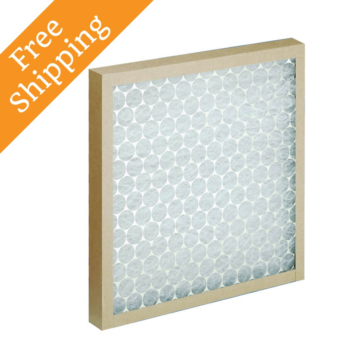 Glasfloss 18x18x1 Air Filter PTA Series