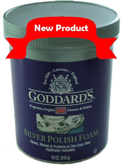 Goddard's Long Term Silver Pad Foam 18oz 510 gram