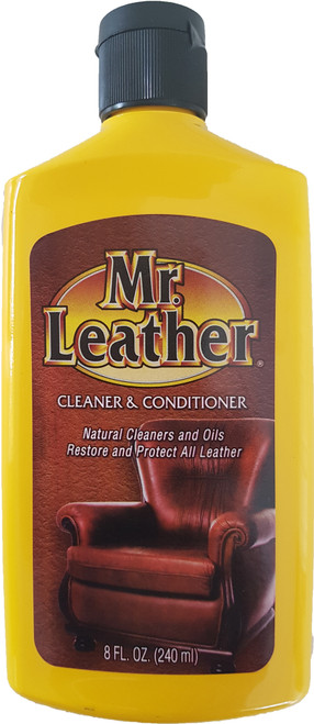 Mr. Leather 240ml Leather Cleaner and Conditioner