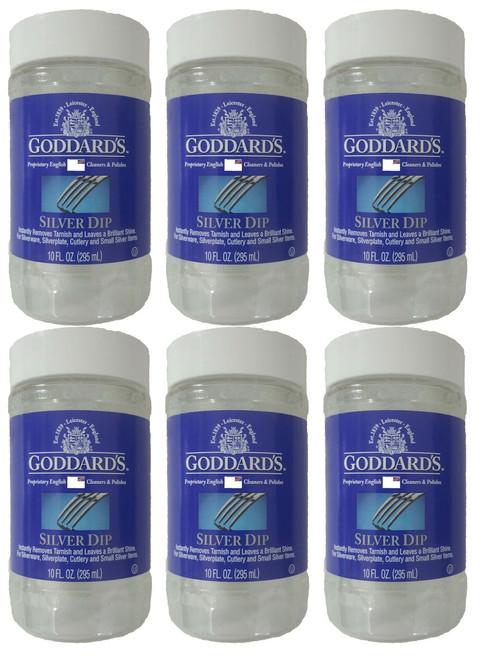 Goddards Goddard's Silver Dip 295ml 6 Pack Carton