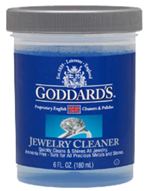 Goddard's Jewellery Cleaner Care Kit 180ml