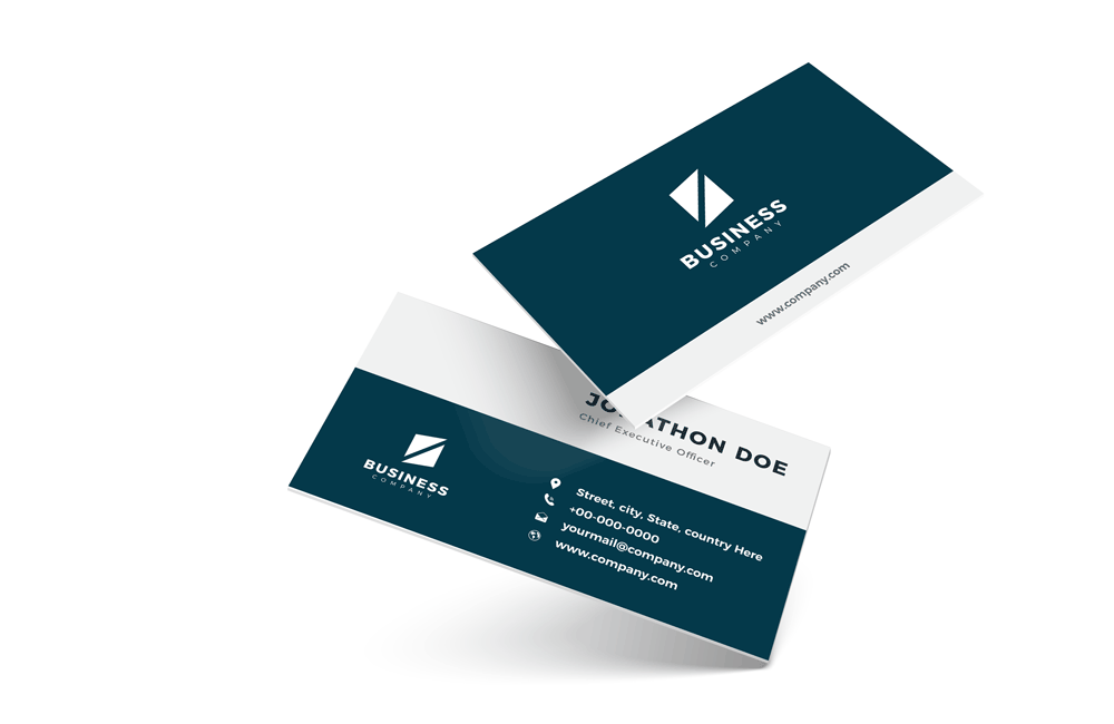 Blanks/USA Business Cards