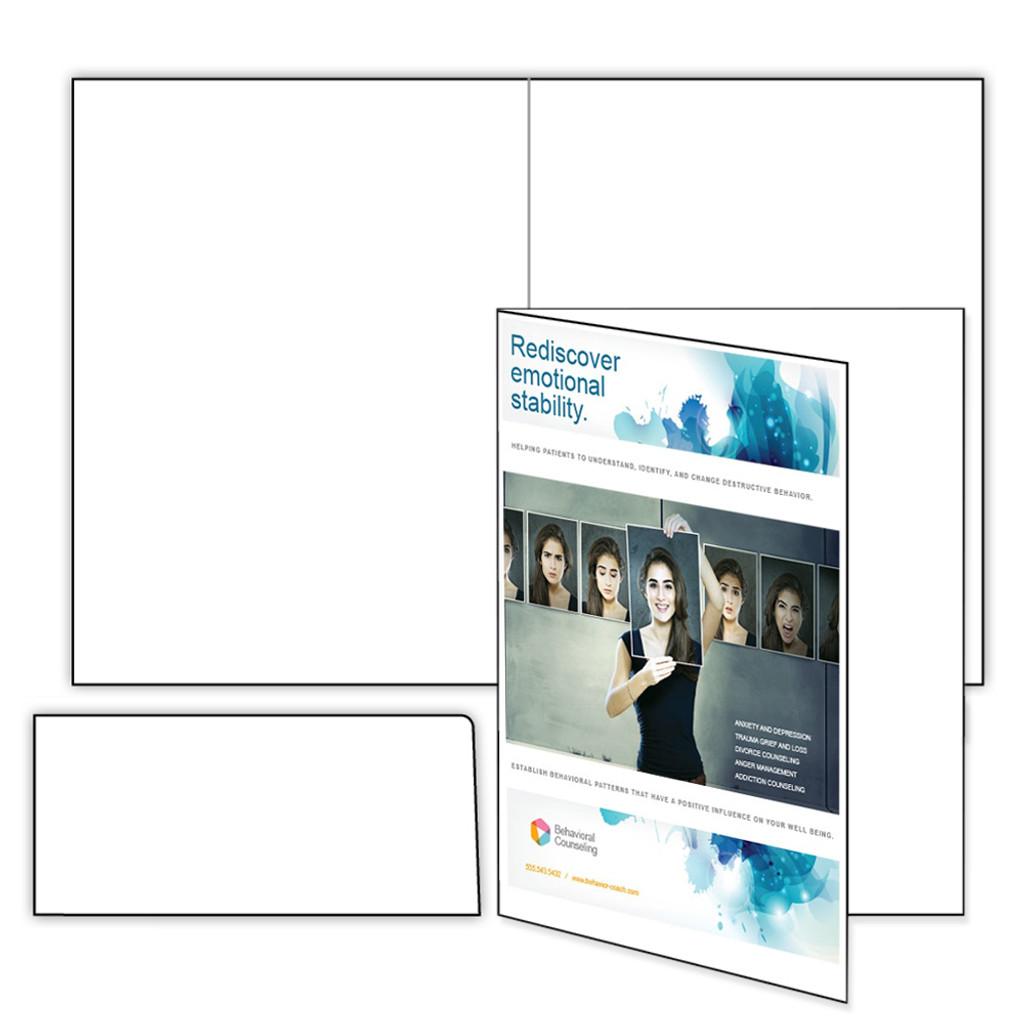 "photo relating to Printable Folders identify Elevate Offâ""¢ Printable Pocket Folder Package with 1 Still left Pocket"