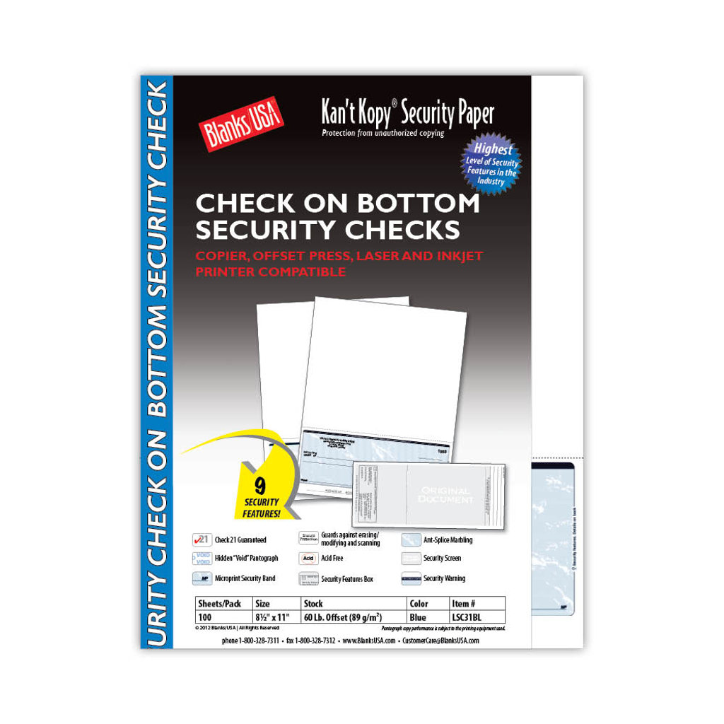 Kan't Kopy Security Check