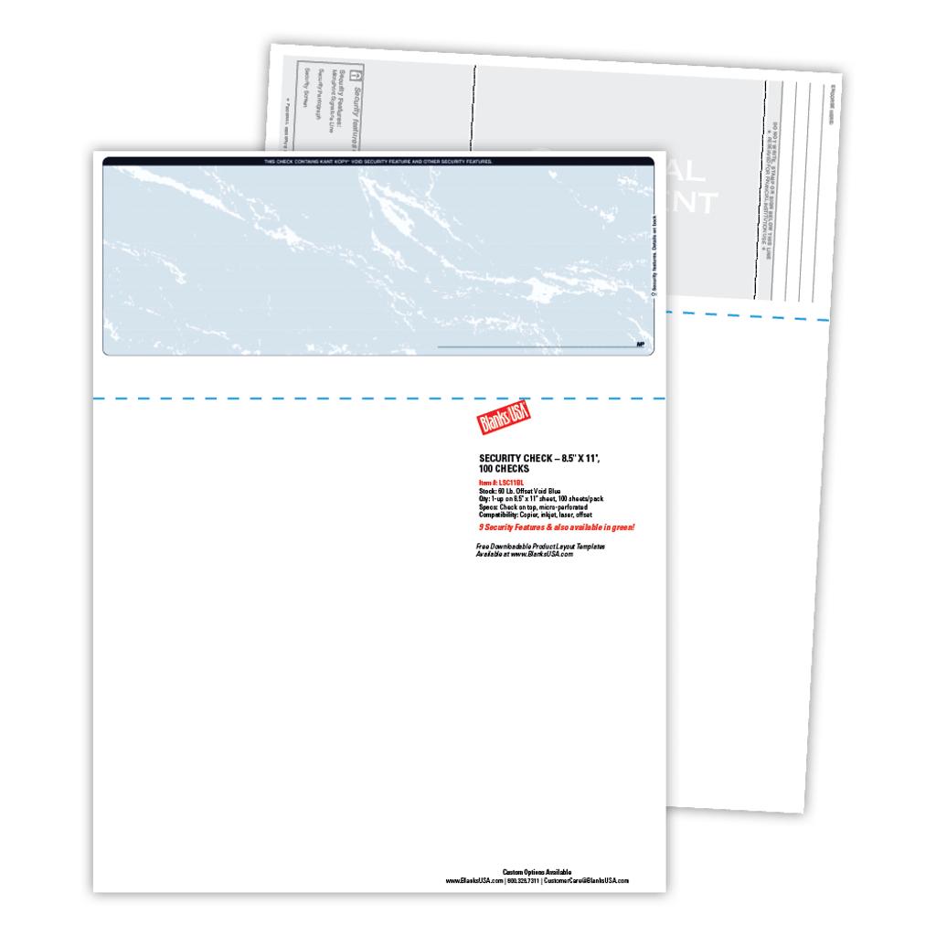 Sample Kan't Kopy Check Paper