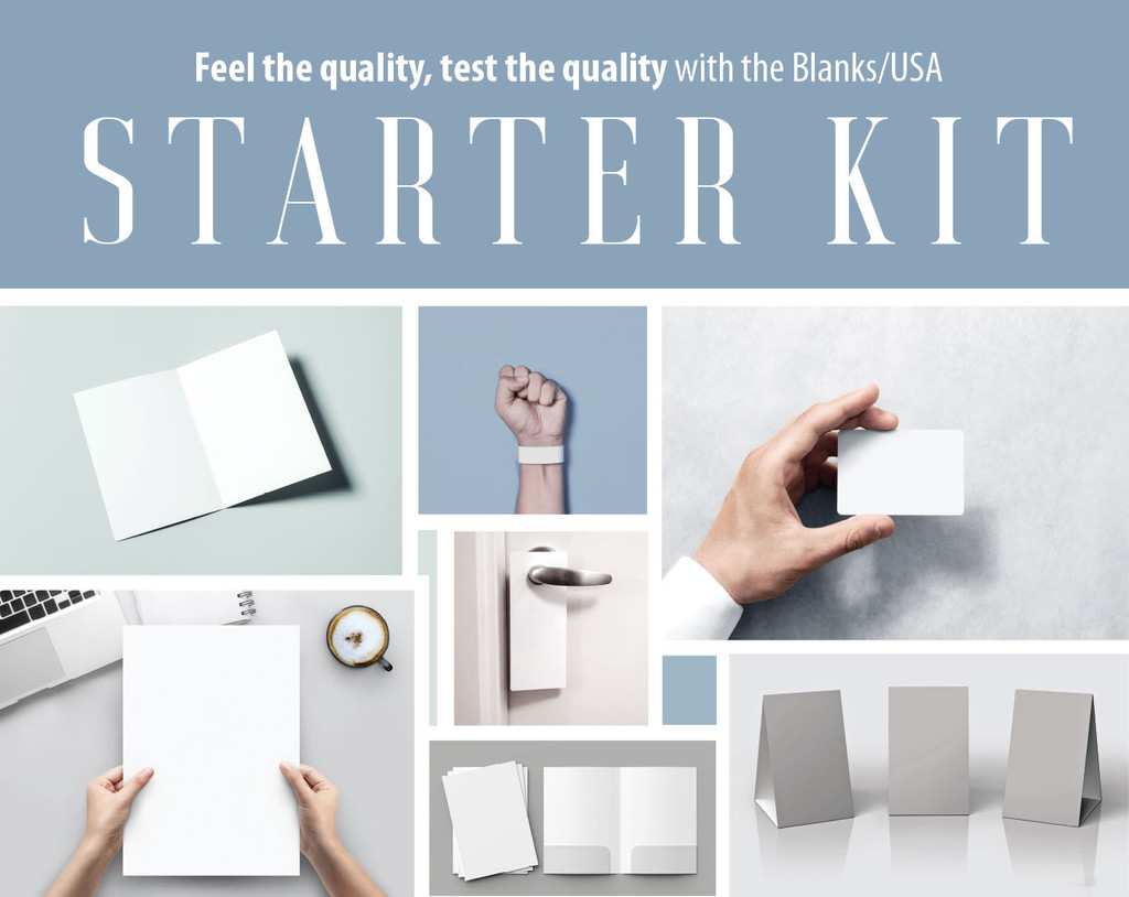 Blanks/USA Starter Kit - Overview