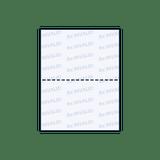 Perforated Prescription Paper
