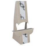 Natural Double Wing Easel