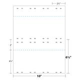 Sheet Dimensions