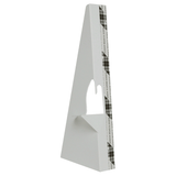 Single Wing Easel - White
