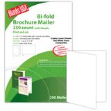 "Bi-Fold Brochure, 1-up on 18"" x 12"""