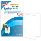 "Bi-Fold Brochure, 1-up on 17"" x 11"""