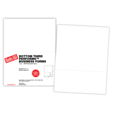 """Business Forms, 1-up on 8.5"""" x 11"""" sheet"""