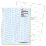 Sample 2-Part Carbonless Prescription Paper