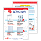 Popular Security & Prescription Papers