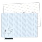 Prescription Paper sample and sheet.