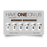 Sample Wallet Card