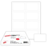 "Name Badge Label, 8-up on 8.5"" x 11"" sheet"