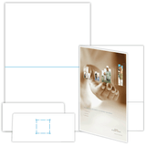 Presentation Folder sheet.