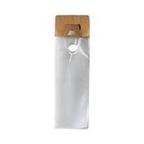 """Plastic Door Hanger Bag, 5.5"""" x 15"""""""