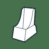 Cardboard Brochure Holders
