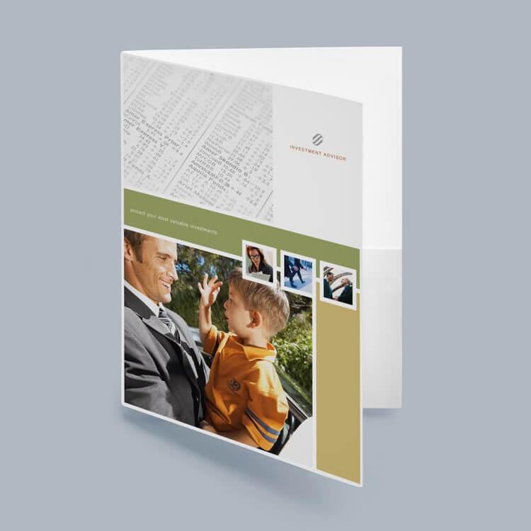 Presentation Folders & Pockets