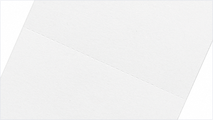 Blanks/USA Pre-Perforated Paper