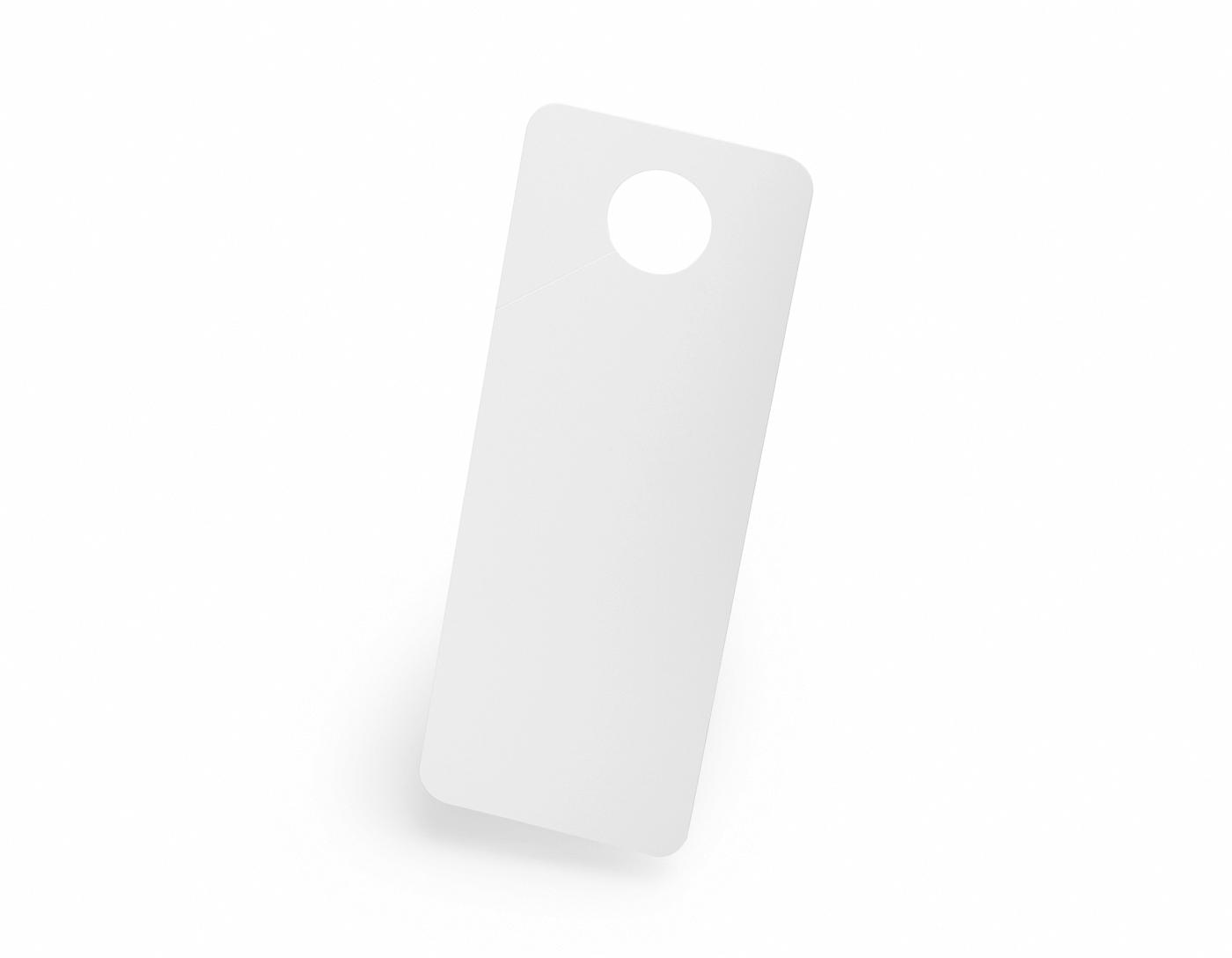 Blanks/USA Door Hanger