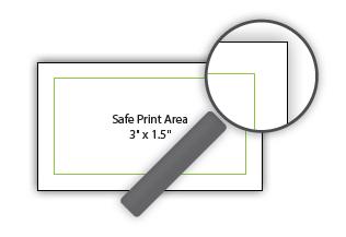 Safe Print & Die Lines
