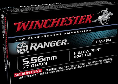 Winchester Match 5.56mm 77gr BTHP - Catalog