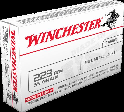 Winchester 223 Rem 55gr FMJ - Catalog