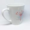 Exclusive dandelion latte mug