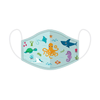 Kids sea life reusable washable face covering
