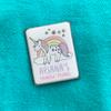 Ariana's Rainbow Friends pin badge