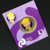 Ashlee's Neuroblastoma Appeal pin badge