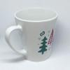 Exclusive festive latte mug