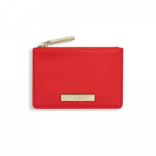 Alise Card Holder - Red | Katie Loxton