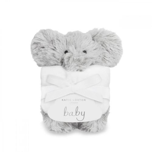Elephant Soft Toy Comforter | Katie Loxton