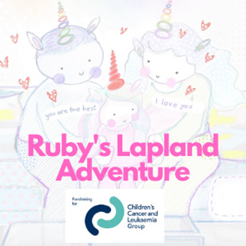 Ruby's Adventure in Lapland - A Ruby The Unicorn Story (Audio book)