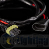 "GTR Lighting Ballast Input Extension Cable (40"" Long)"
