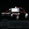 GTR Lighting Large Style Lightning Series LED Dome Light Board