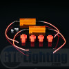 GTR Lighting 50 watt 6 ohm Gold Style Resistors, for Custom Installation
