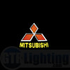 GTR Lighting LED Logo Projectors, Mitsubishi Logo, #3