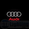 GTR Lighting LED Logo Projectors, Audi Logo, #41